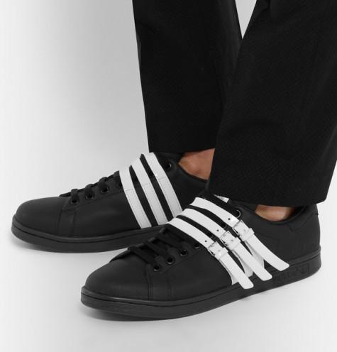 giày thể thao không dây - adidas x Raf Simons Stan Smith Buckle - elle man 3