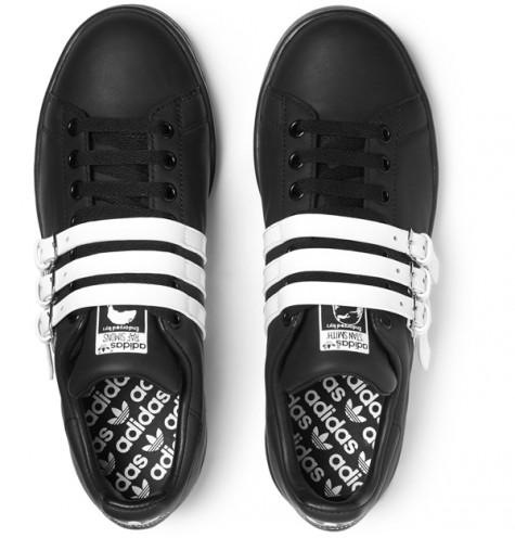 giày thể thao không dây - adidas x Raf Simons Stan Smith Buckle - elle man 6