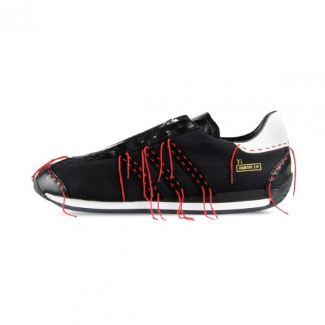 giày thể thao không dây - adidas x Yohji Y's Country Zip - elle man 1