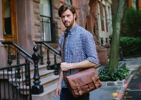 6 mẫu túi xách thời trang cho nam giới