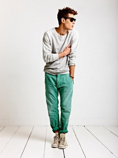 Tươi mới cho mùa Hè với sắc xanh bạc hà mint-green-fashion-5