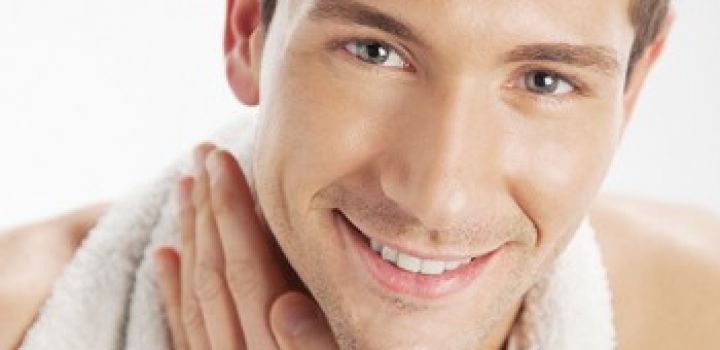 Bí quyết trẻ hóa làn da cho nam giới