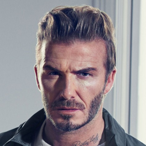 Kiểu tóc nam hot như David Beckam - elleman - 2