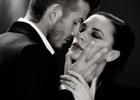 David Beckham & Victoria - elle man 2
