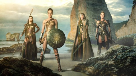 10 điều thú vị về Wonder Woman: Gal Gadot