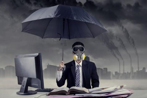 5 biểu hiện của một văn phòng làm việc độc hại