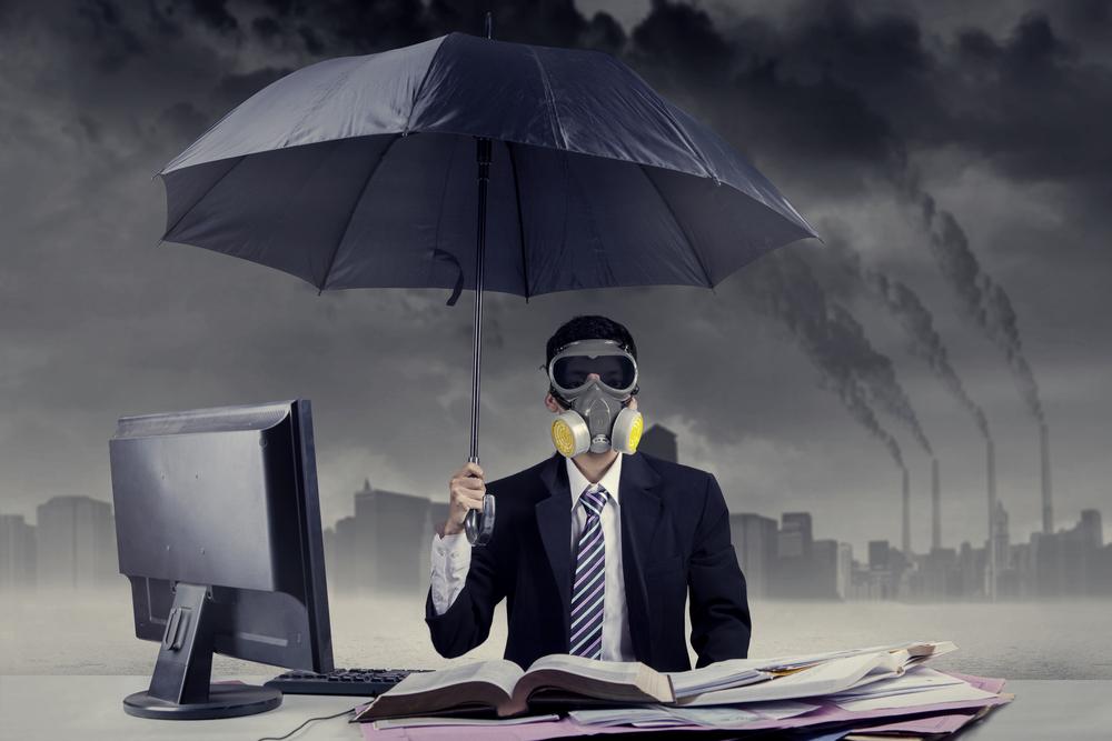 năm biểu hiện của một văn phòng làm việc độc hại - elleman 3