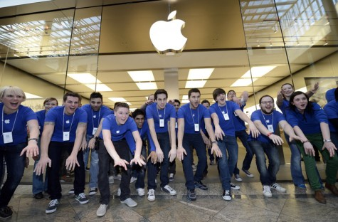 câu hỏi phỏng vấn Apple - elle man 2