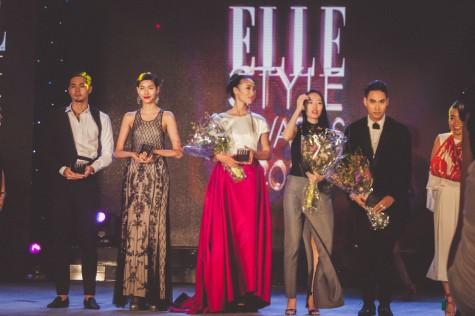 Các hạng mục bình chọn chính ELLE Style Awards Vietnam 2016