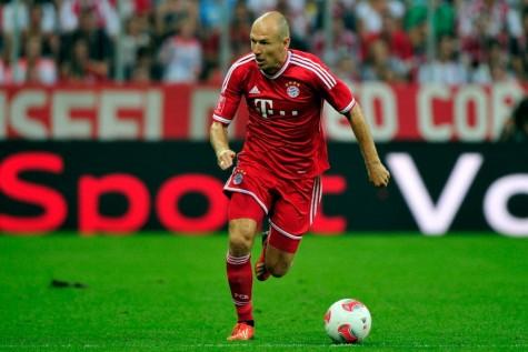 Arjen Robben là cầu thủ sở hữu những pha bứt tốc kinh hoàng.