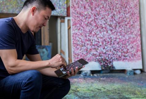 Họa sĩ Việt Nam chinh phục Apple