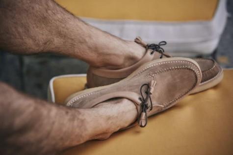 Xu hướng giày dép nam cho Hè 2016