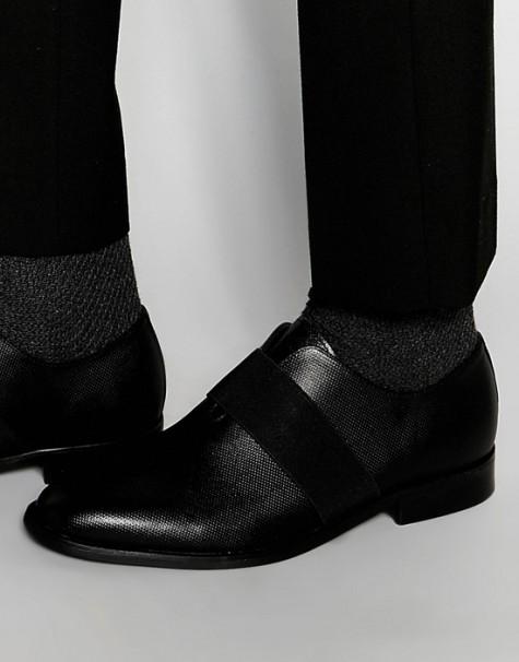 giày dép nam Hè 2016 - Velcro & Straps - Aldo Ariecien elasticated leather shoes - elleman