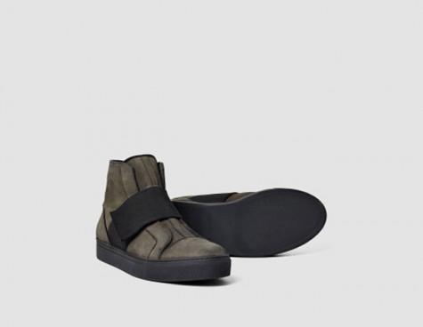 giày dép nam Hè 2016 - Velcro & Straps - All Saint Level Hi-Top - elleman