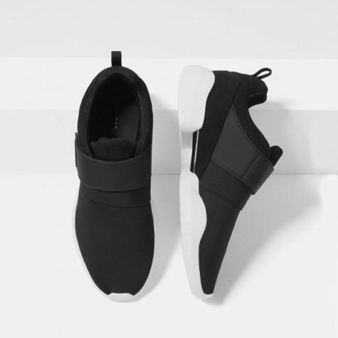 giày dép nam Hè 2016 - Velcro & Straps - Zara Hook & Loop sneakers - elleman