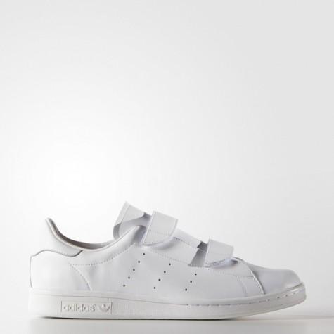 giày dép nam Hè 2016 - Velcro & Straps - adidas x Hyke fast white - elleman