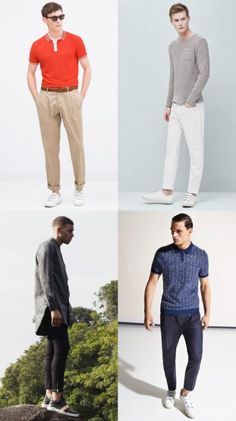 giày dép nam Hè 2016 - Velcro & Straps - elleman