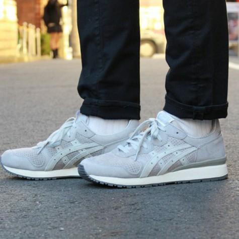 giày dép nam Hè 2016 - monochromes - J. Crew Onitsuka tiger Alliance Sneakers - elleman