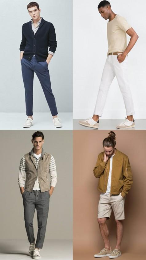 giày dép nam Hè 2016 - monochromes - elleman