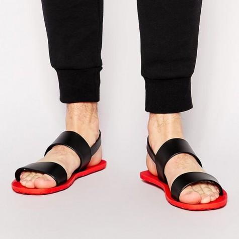 giày dép nam Hè 2016 - sandals - Aldo Legadoniel Rubber sandals - elleman