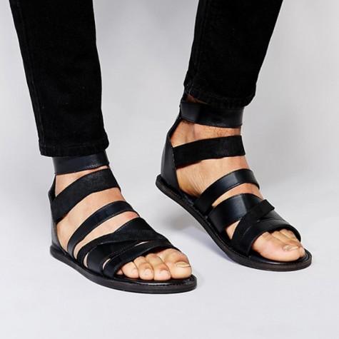 giày dép nam Hè 2016 - sandals - Asos - elleman