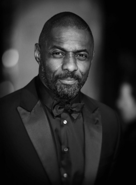tạp chí TIME - Idris Elba - elleman