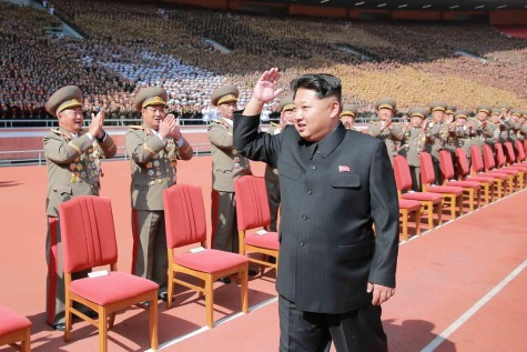 tạp chí TIME - Kim Jong Un - elleman