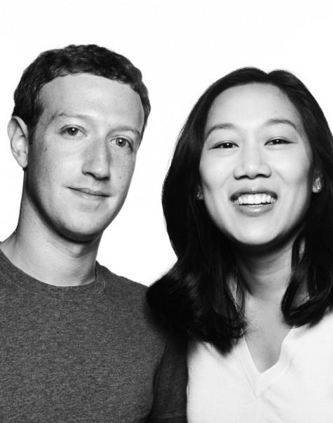 tạp chí TIME - Mark Zuckerberg & Priscilla Chan - elleman