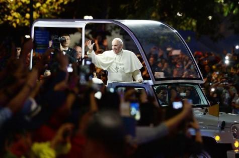tạp chí TIME - Pope Francis - elleman