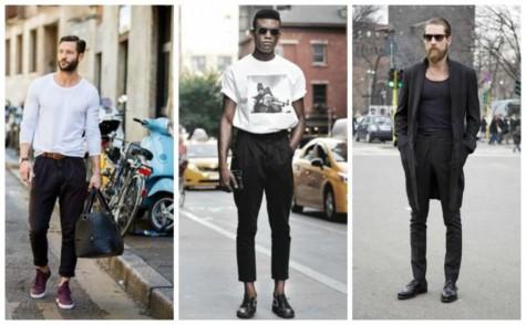 Tip mặc quần jeans đẹp cho những chàng chân ngắn
