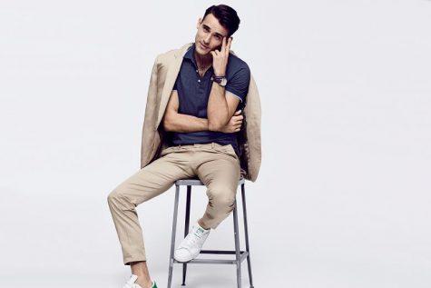 Thời trang Hè 2016 Phối đồ như một quý ông - Polo + tailoring trousers 1 - elle man