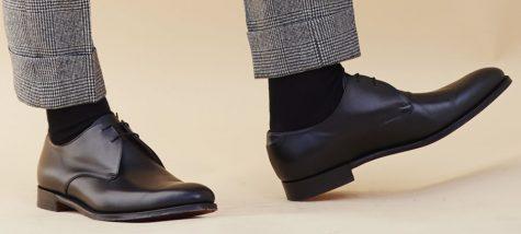 Quần tây, tất vớ và giày tây nam – Phối sao cho đúng bài?