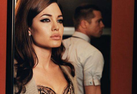 Brad Pitt và những khung ảnh về Angie - elle man 23