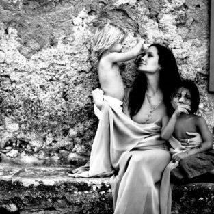 Brad Pitt và những khung ảnh về Angie - elle man 8