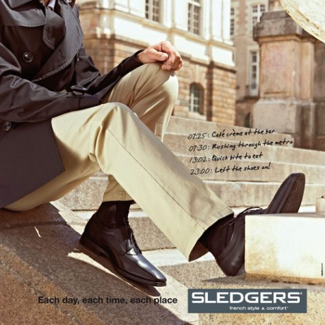 Khuyến mãi lớn với thương hiệu giày Sledgers