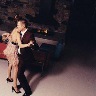Brad Pitt và những khung ảnh về Angie - elle man 20