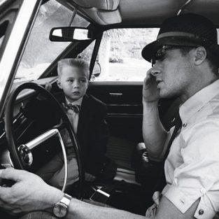 Brad Pitt và những khung ảnh về Angie - elle man 29