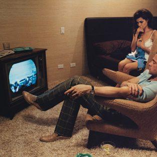 Brad Pitt và những khung ảnh về Angie - elle man 30