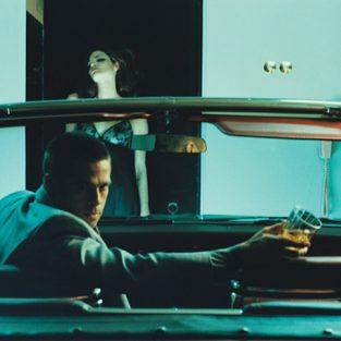 Brad Pitt và những khung ảnh về Angie - elle man 42
