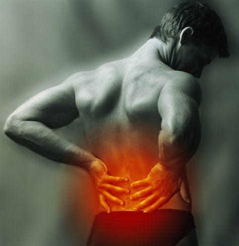 5 điểm yếu trên cơ thể người đàn ông - lưng dưới - elle man