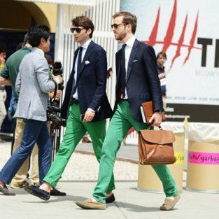 Thời trang nam: 4 gam màu rực rỡ dành cho mùa Hè