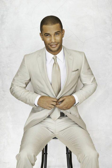 5 phong cách thời trang cực chất phối cùng màu trung tính - beige suits + white shirt 1 - elle man
