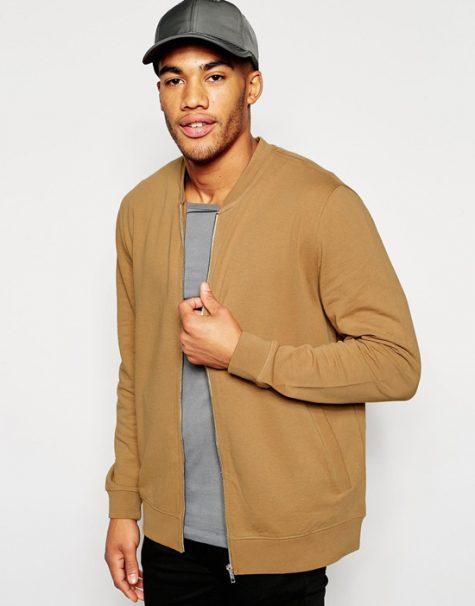 5 phong cách thời trang cực chất phối cùng màu trung tính - camel jacket 1 - elle man