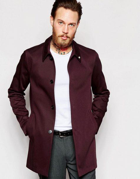 5 phong cách thời trang cực chất phối cùng màu trung tính - light neutral + contrast color 1 Asos - elle man