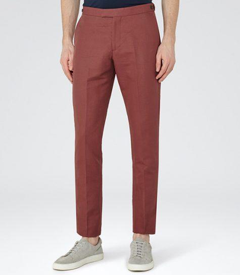 5 phong cách thời trang cực chất phối cùng màu trung tính - light neutral + contrast color 2 Reiss - elle man