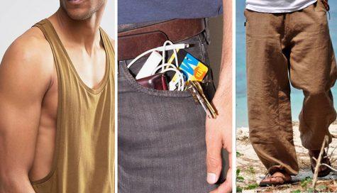 5 lỗi phong cách thời trang cần tránh trong mùa Hè - featured image - elle man