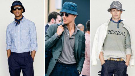 Tạo phong cách với mũ bucket hat