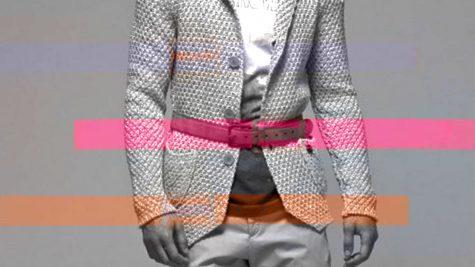 Phong cách cùng dây nịt nam chất liệu da lộn