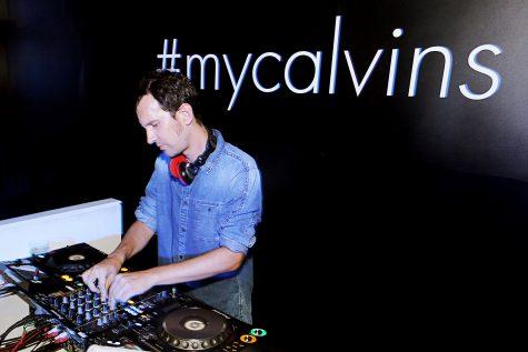 Sự kiện âm nhạc Calvin Klein tại TP Hồ Chí Minh