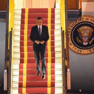 Phong cách thời trang của tổng thống Barack Obama